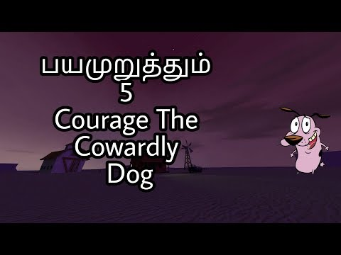 5 Creepy Episodes of Courage The Cowardly dog|Tamil - MSD all in one