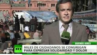 Néstor Kirchner Será Velado El Jueves En La Casa Rosada