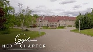 Inside 50 Cent's 52-Room Mansion | Oprah's Next Chapter | Oprah Winfrey Network