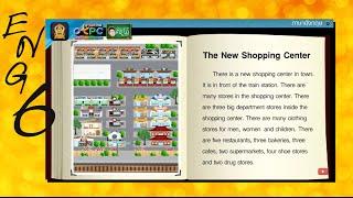 สื่อการเรียนการสอน The New Shopping Center (ศูนย์การค้าแห่งใหม่)ป.6ภาษาอังกฤษ