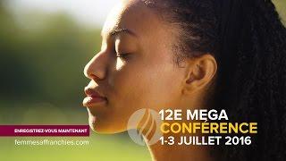 12e Mega Conférence Femmes Affranchies