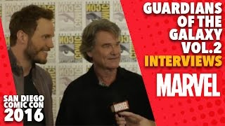 Guardians of the Galaxy Vol. 2 from Hall H at San Diego Comic-Con 2016