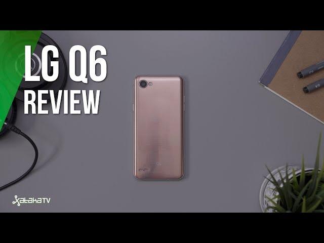 LG Q6, análisis