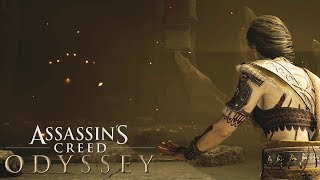 Assassin's Creed Odyssey THE FATE OF ATLANTIS Episode 1 Ending & Final Boss Fight