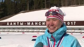 Алиса Жамбалова - бронзовый призёр масс-старта на 30 км