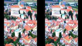 preview picture of video 'Mikulov S3D animated stereoscopic photo'