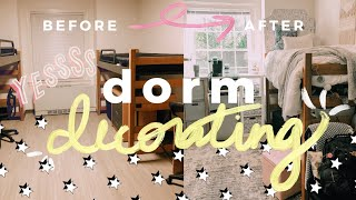 HOW TO DECORATE YOUR DORM | How To Plan Your Bed, Creating An Aesthetic, Shopping On A Budget