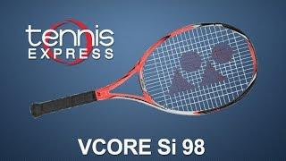 Ρακέτα τέννις Yonex VCore Si 98 Lite video