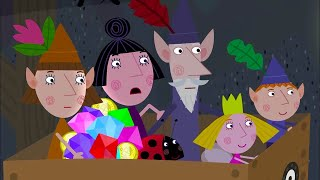 ультфильмы Серия - Сокровища гномов | Новый сборник 1 час | Маленькое королевство Бена и Холли