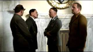 Hitler and Himmler in the hall: Literal version
