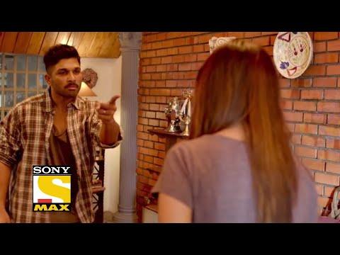 Download Surya - The Brave Soldier (2018) Full Hindi Dubbed Trailer - Allu Arjun , Anu Emmanuel