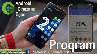 Android Cihazınız üçün 2 Proqram