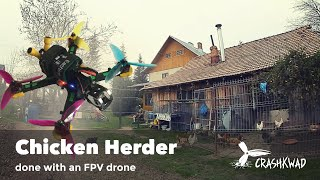 Chicken Herder FPV