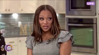 Sister Circle Live | Chante Moore speaks on the R.Kelly Allegations