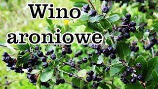 Przepis na smaczne i zdrowe wino z aronii