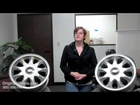 Spectra Rims & Spectra Wheels - Video of Kia Factory, Original, OEM, stock new & used rim Co.