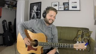 Times of Grace - The Forgotten One - Acoustic Cover (Stan Dotseth)