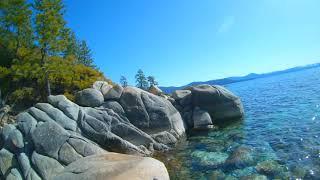 Lake Tahoe Cinewhoop FPV 4K - iFlight Protek 35 - GoPro Hero 7