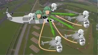 Dual-Mode Cognitive Automation in Manned-unmanned Teaming Missions