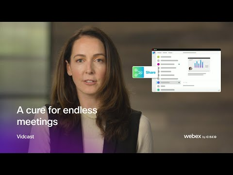 Introducing Vidcast by Webex Leap