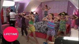 Dance Moms: Melissa Kicks Christy Out Of Her House (Season 4 Flashback) | Lifetime