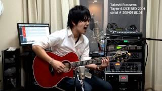 Don't You Worry 'Bout A Thing Stevie Wonder Taylor 612-CE 古澤剛 Takeshi Furusawa