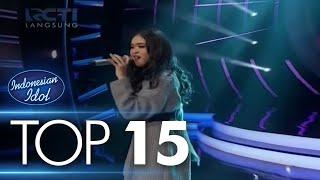 NAOMI - BACK TO YOU (Louis Tomlinson ft. Bebe Rexha) - TOP 15 - Indonesian Idol 2018