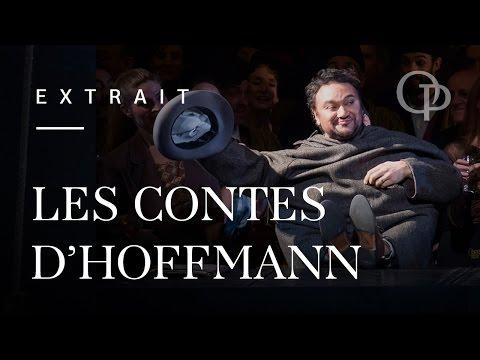 Les Contes d'Hoffmann : la légende de Kleinzach © Opéra national de Paris