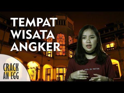 Video 5 TEMPAT WISATA ANGKER DI INDONESIA!! #POJOKMISTERI