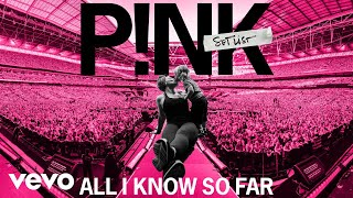 P!NK - Just Give Me a Reason (Live (Audio)) ft. Nate Ruess