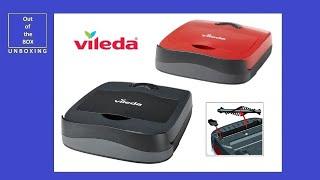 Vileda Vacuum Robot VR 100 UNBOXING (Vileda VR 100 VR 101)