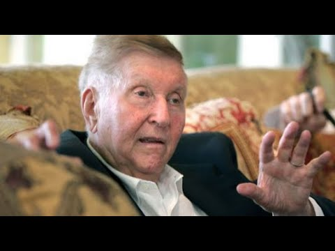 Sumner Redstone, Towering Media Mogul Who Helped Shape Modern Entertainment Industry, Dies at 97