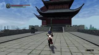 Wurim Combat Animation - Sword and Spear preview