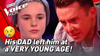 Tomos sings 'Piece by Piece' by Kelly Clarkson | The Voice Stage #26