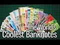 Siistejä seteleitä maailmalta