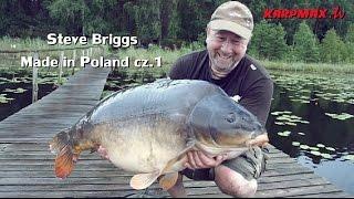 Steve Briggs Made In Poland Cz. 1 Karp 25 Kg  Łowisko Tuszynek