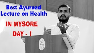 143.*Secret Of Wellness With Happiness* ✨ By Renowned  *Dr.ARUN MISHRA* (Mumbai) (OJ Ayurveda)