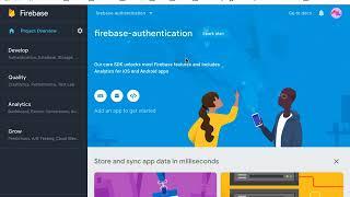 react native firebase email authentication - Thủ thuật máy tính
