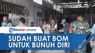 Ditangkap Densus 88, Terduga Teroris di Tambun Sudah Buat Bom untuk Aksi Bunuh Diri di Lampung
