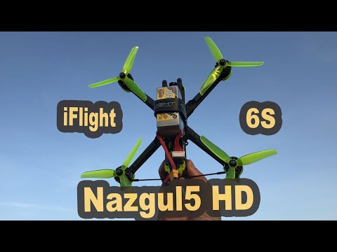 iFlight Nazgul5 HD mit Vista Modul