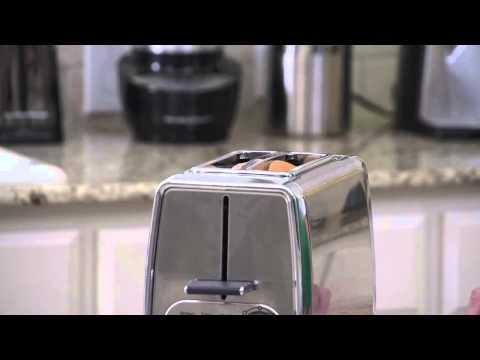 , Hamilton Beach Modern Chrome 4-Slice Toaster (24791)
