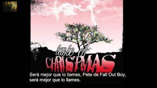 From First to Last - Christmassacre (Subtítulos Español) HQ