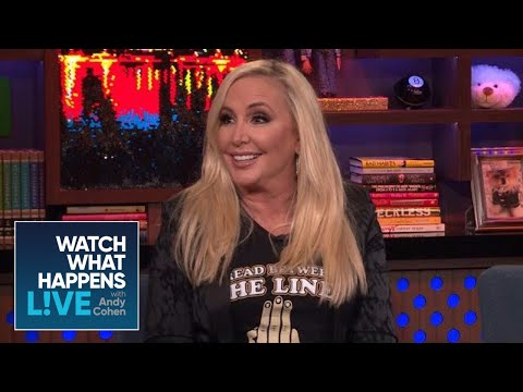 Shannon Beador Gets Emotional About David Beador | RHOC | WWHL