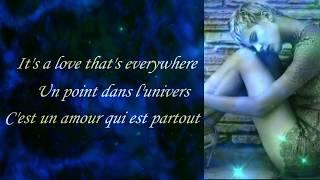 Mylene Farmer Et LP   N'oublie Pas. Traduction Française