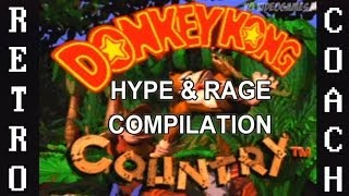 Donkey Kong Country - Hype & Rage Compilation