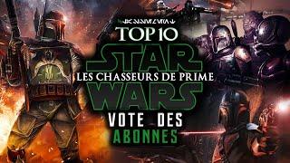 Les 10 meilleurs Chasseurs de Primes de Star Wars (Vote des fans)