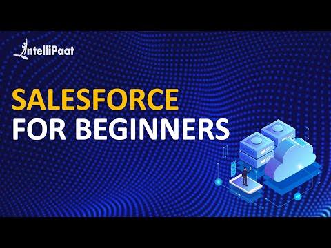 Salesforce for Beginners | Salesforce Training | Intellipaat - YouTube