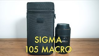Sigma 105mm F2.8 Macro Opinion For Video