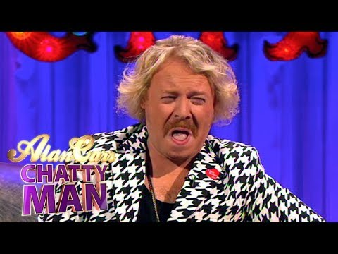 Keith Lemon Tries To Get Drunk With Alan (Full Interview) | Alan Carr Chatty Man
