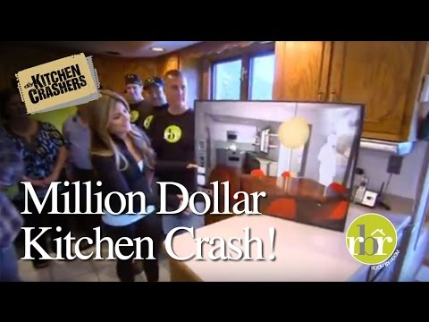 HGTV Kitchen Crashers - Million Dollar Kitchen Crash